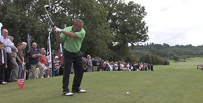 David Howell Pro Am 2007