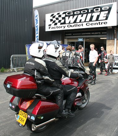 George White Biker Bash