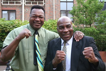 Larry Holmes Evening