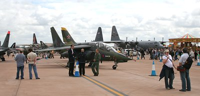 Air Tattoo 2007