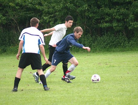 Challenge Swindon 2008 - Football