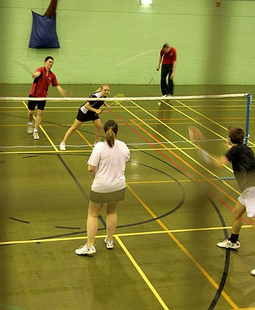 Challenge Swindon 2008 - Badminton
