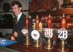 Duke of Kent at Arkells Brewery