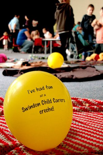 Swindon Child Carers 20th Anniversary Picnic