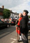 Soldier Tribute Wootton Bassett