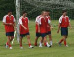 STFC Pre-Season Training