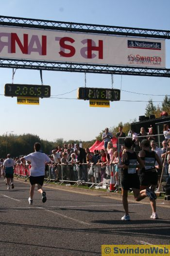 Swindon Half-Marathon