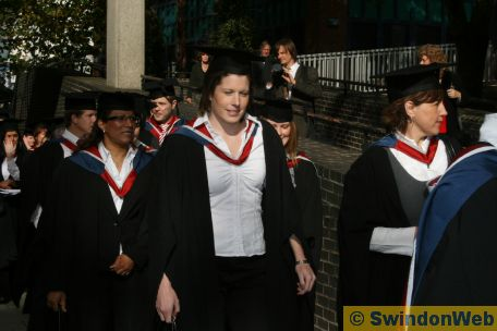 Swindon College Graduation 2008