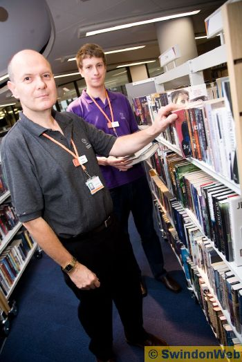 New Swindon Central Library opening