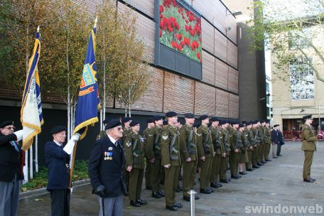 Remembrance Day 2008