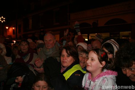 Old Town Lights switch-on 2008