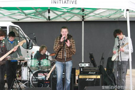 Frequency inSwindon music gig