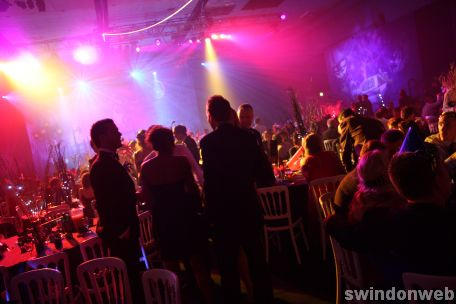 Winter Masked Ball at The Oasis