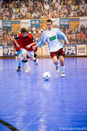 Futsal Launch Weekend