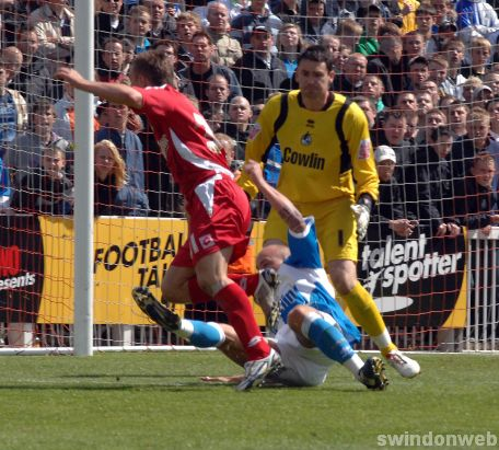 Swindon v Bristol Rovers