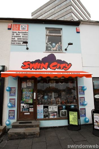 Swin City Comic Open Day