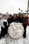 Snow time Swindon 2007