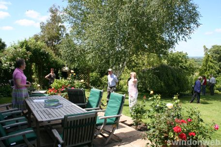 Hannington Garden Open Weekend