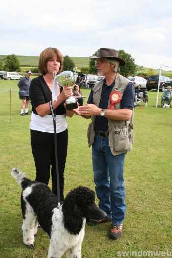 Liddington Fete and Dog Show 2009