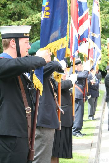 Armed Forces Week - Opening Ceremony
