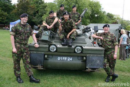 Armed Forces Day 2009