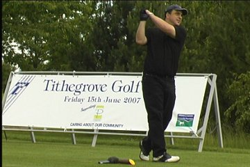 Tithegrove golf day 2007