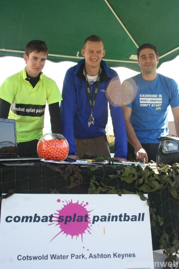 Swindon College Fresher Fair 2009