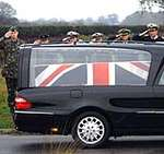 Shrivenham Defence Academy Repatriation Tribute