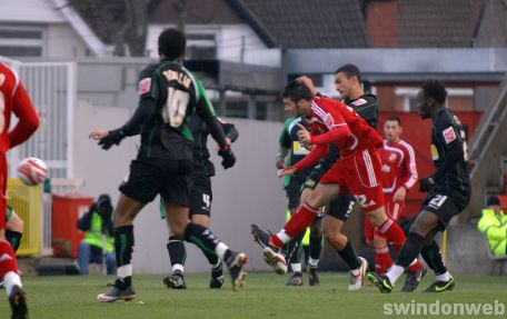 Swindon v Yeovil