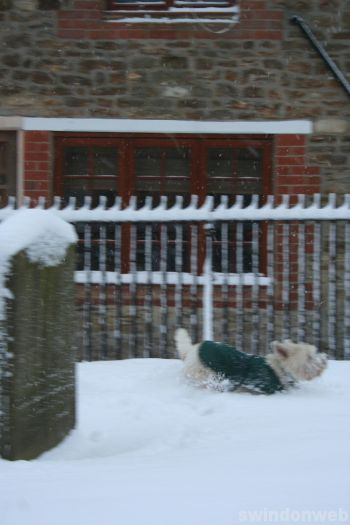 Highworth Snow 2010