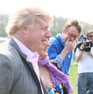 Cameron and Boris vidit Swindon