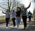Mad March Hare Run, Lydiard Park - GALLERY 1