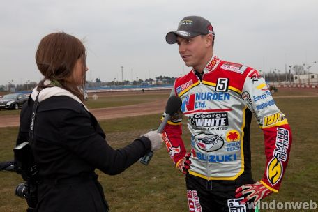 Swindon Speedway Launch 2010