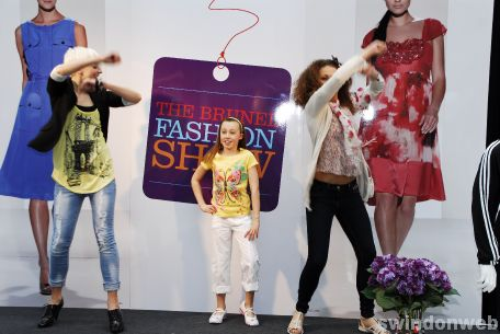 Spring Fashion Show at the Brunel