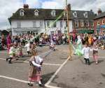Highworth May Day Medieval Market 2