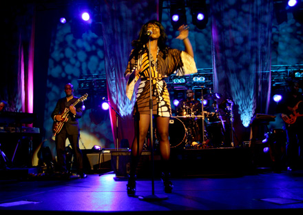 Beverley Knight in Swindon
