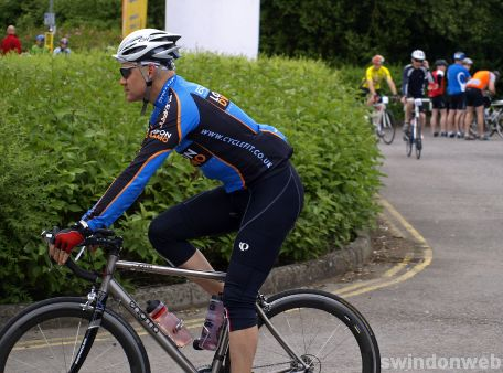 Great Swindon Bike Ride - Day Two
