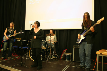 Swindon College Open Evening 2007
