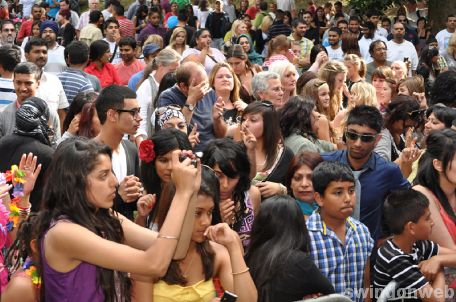 Swindon Mela 2010 - gallery one