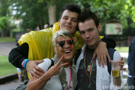Swindon Pride 2010