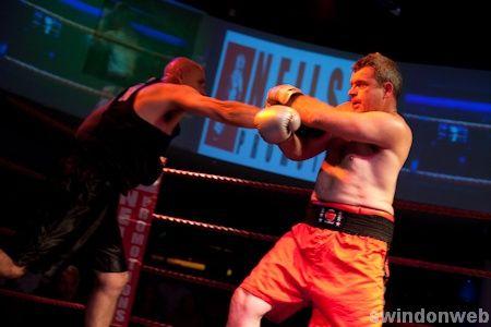 Semi pro fight night - 13 September 2010