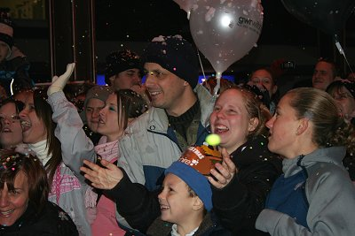 Town Centre Christmas Lights Switch On 2007