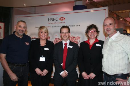 Talking Business at HSBC