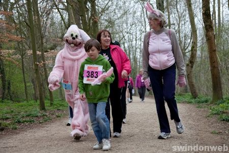 Mad March Hare Run