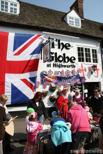 Highworth Elizabethan May Day Market 2011 - GALLERY 1