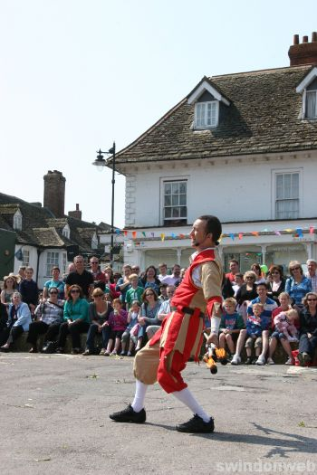 Highworth Elizabethan May Day Market 2011 - GALLERY 2