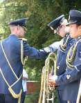 Final RAF Lyneham Freedom of Swindon Parade
