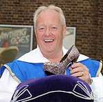 Keith Chegwin at Wyvern Theatre