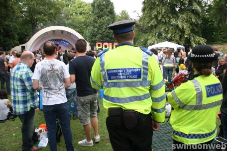Swindon Pride 2011 - Gallery 1