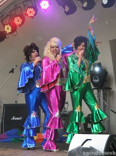 Swindon Pride 2011 - Gallery 2